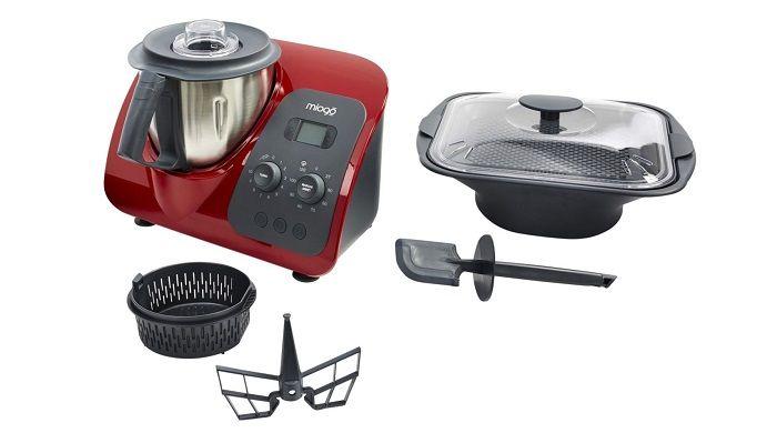 Les 403 meilleures images du tableau electromenager pas cher sur pinterest - Robot cuiseur multifonction pas cher ...