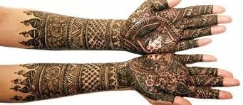 Attractive and Beautiful Mehndi Design 2015 for Bridal (22) -