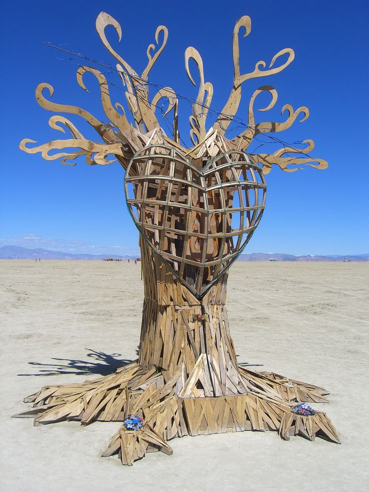 Burning Man thingy.