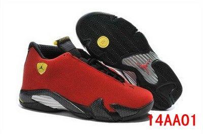 Nike Air Jordan 14 Shoes Shoes Violet Women/Mens shoe Shop Online Salenikestore Num.F0052
