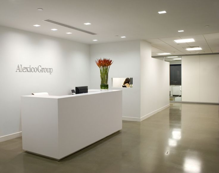 Alexico Group Corporate Office Lobby Reception