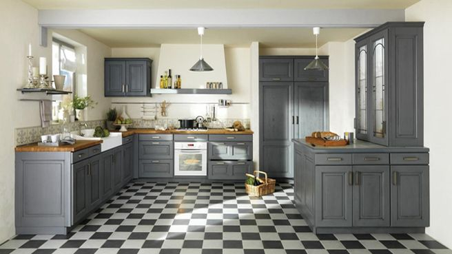Idee peinture cuisine rustique recherche google deco cuisine pinterest - Idee deco cuisine peinture ...