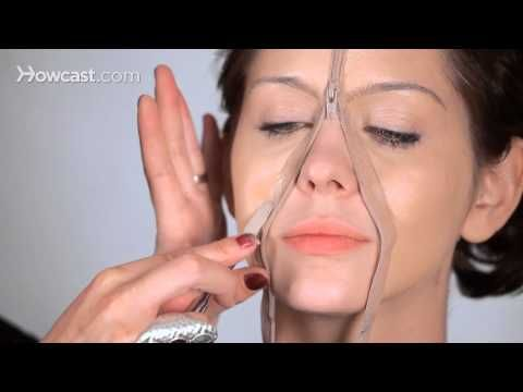 How to Blend a Zipper Face into Skin | Special FX Makeup