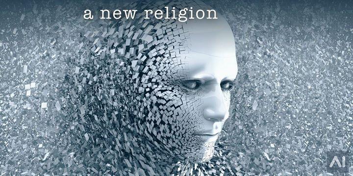 """Résultat de recherche d'images pour """"artificial intelligence, religion, new god"""""""