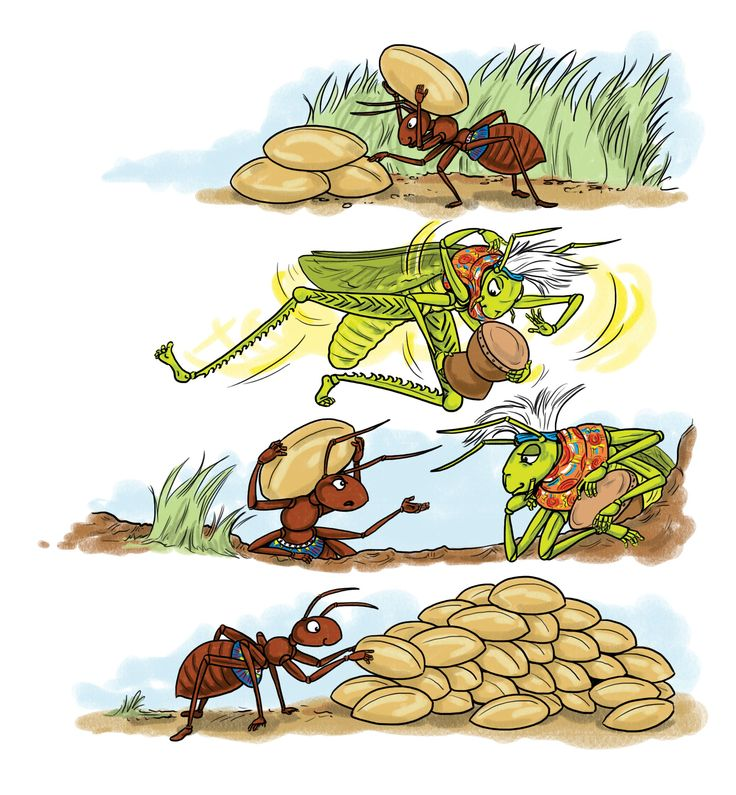 Printable Worksheets the grasshopper and the ant worksheets 17 best Ճպուռն ու Մրջիւնը images on Pinterest | Ant ...