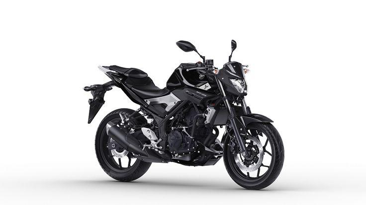 Nouveauté de l'année 2016, la Yamaha MT-03 décline le concept Hyper Nacked de la célébrissime MT-07 en version 300cc. Une déclinaison intéressante pour les nouveaux permis moto A2 car la petite MT dépasse son maître pour débuter et ne rechigne pas à amuser son pilote, surtout pas! Plus que...
