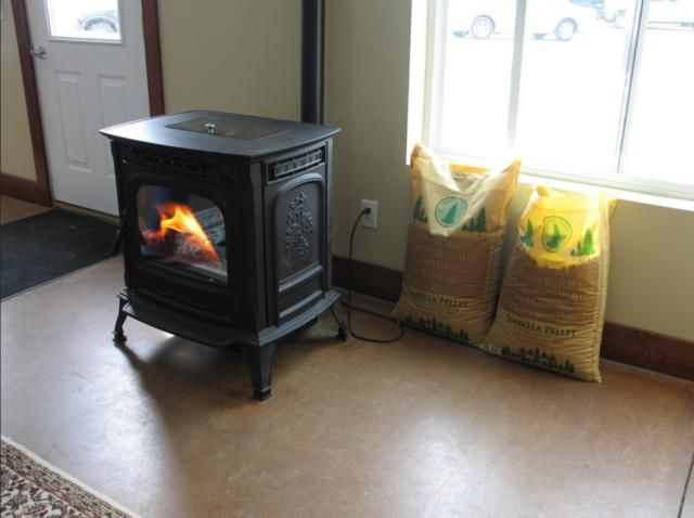 Pellet Stoves Not So Far-Fetched Anymore? & Best 25+ Wood pellet stoves ideas on Pinterest | Pellets for ...