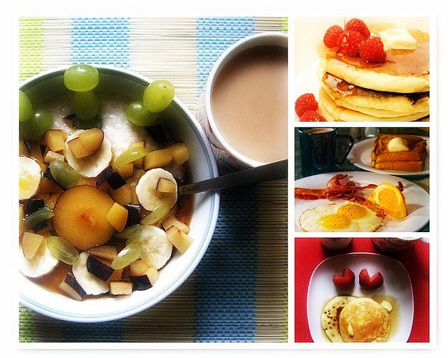 Breakfast of Champions: What to Eat to Jumpstart Your Day