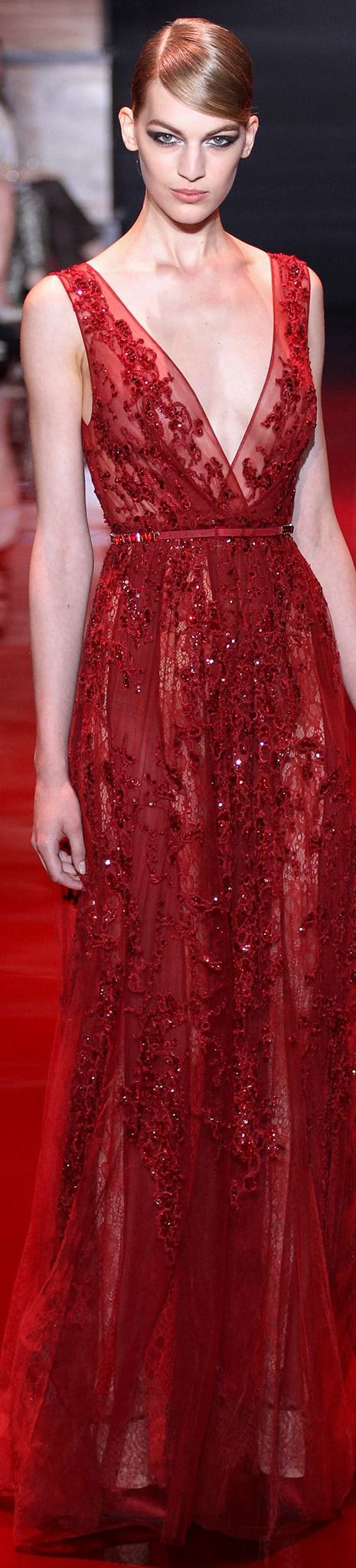 Gorgeous Holiday Gown - Elie Saab