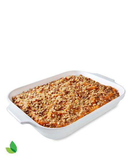 Sweet Potato Casserole Recipe with Truvia® Brown Sugar Blend and Truvia® Baking Blend