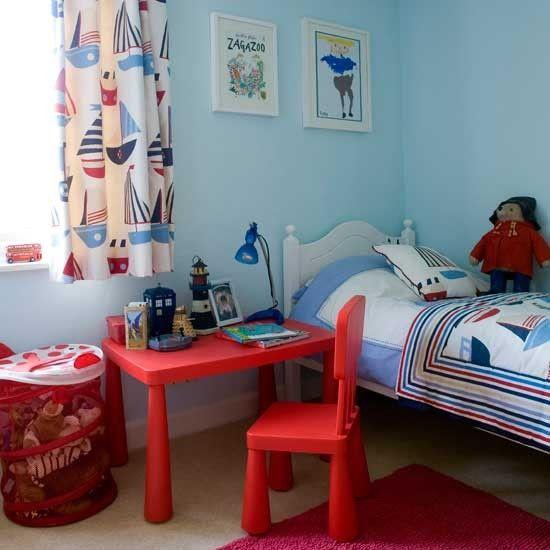Colourful bedroom | Boys' bedroom ideas - 20 best | housetohome.co.uk