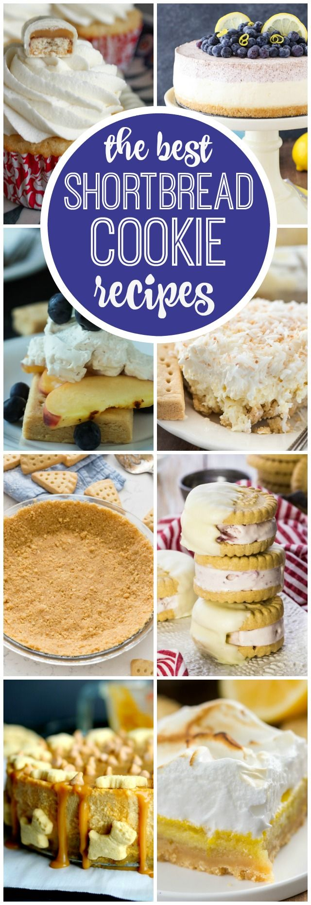 21 Shortbread Cookie Recipes to drool over