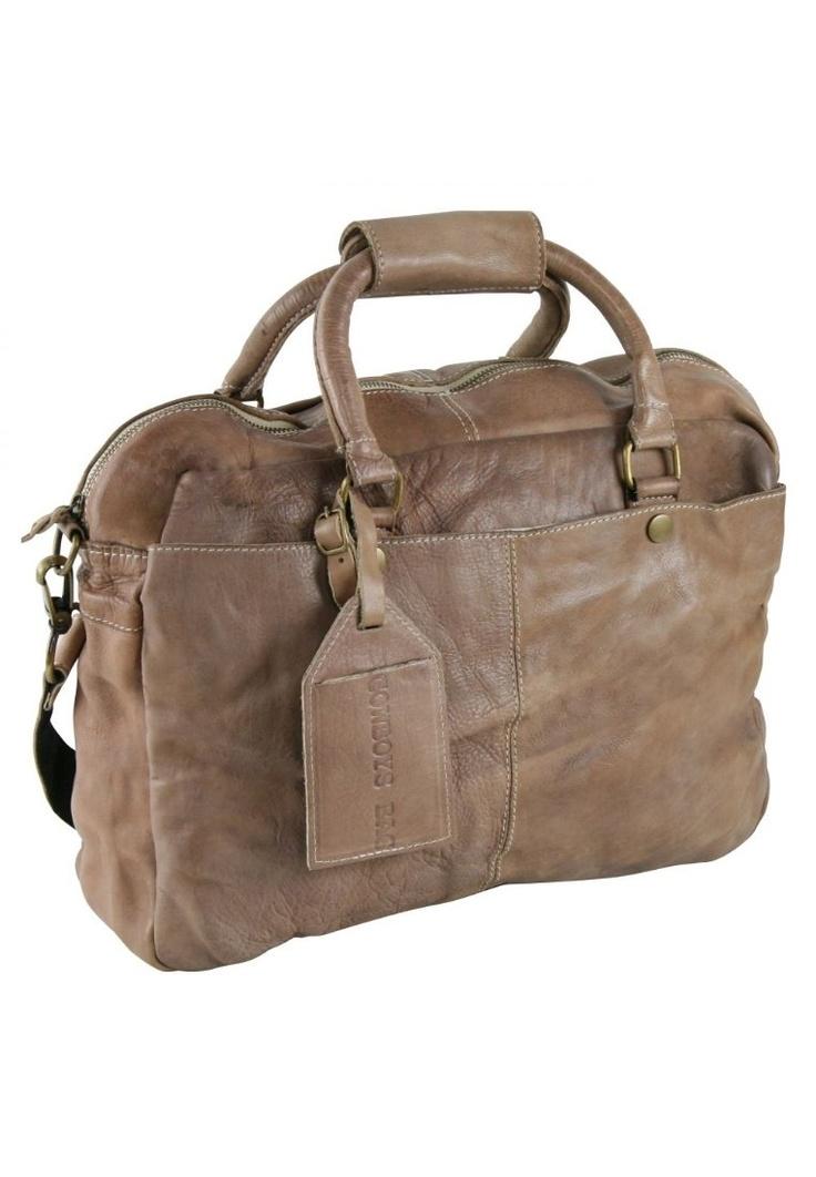 Cowboysbag WASHINGTON - Umhängetasche - beige