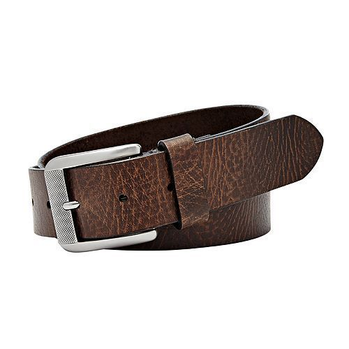 Relic Mens Heath Leather Belt Textured Dark Brown size 32 NEW  16.99 free us shipping https://www.ebay.com/itm/253229964617