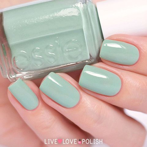 Essie Turquoise and Caicos Nail Polish | Live Love Polish