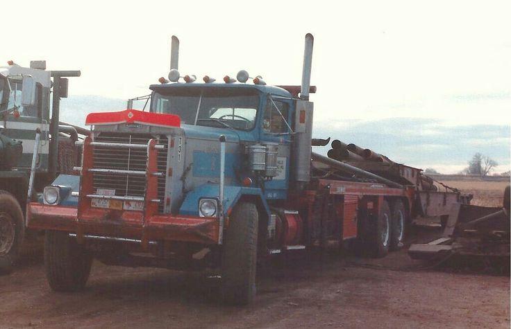 Semi Truck Oil : Oilfield trucking pictures pinterest