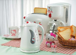 hello kitty kitchen appliances - Google Search