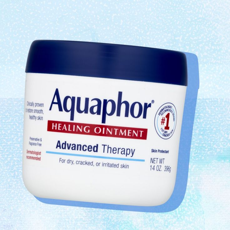 Heress why aquaphor is my favorite beauty product ever in