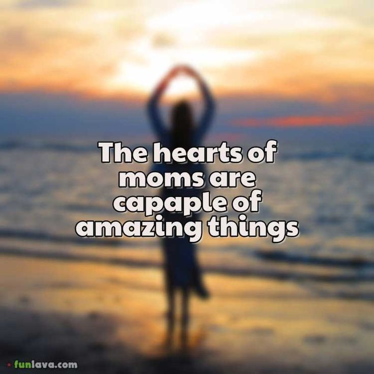 hearts of moms -  I love you Mom quotes