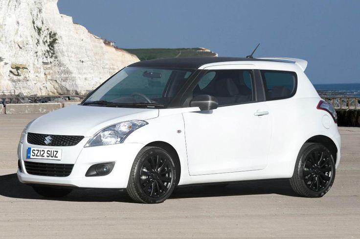 We drive Suzuki's 'junior Swift Sport', the insurance friendly, 1.2-engined Swift Attitude