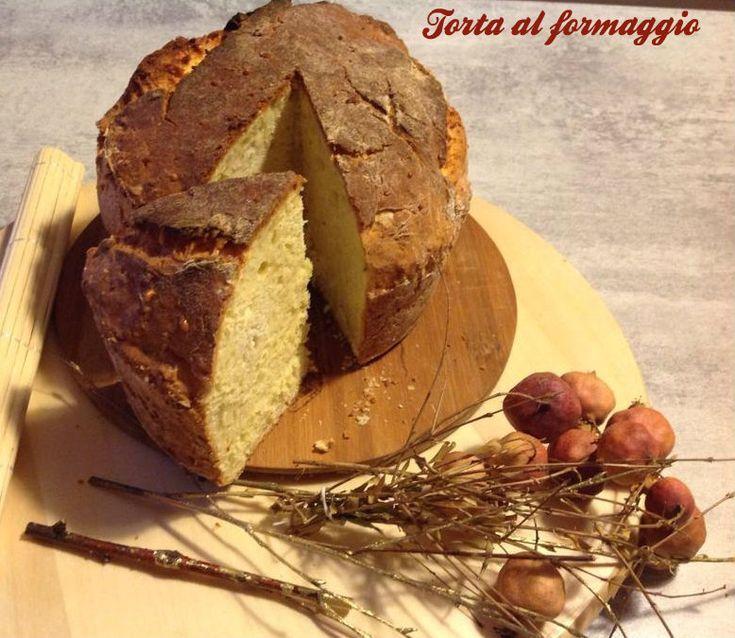 Dalla ricetta della mia carissima amica di Sabry in cucina, questa fantastica torta al formaggio, tipica della festività della Pasqua, ma ideale in qualsia