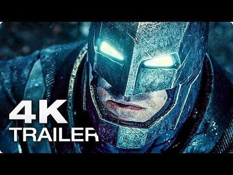 BATMAN VS SUPERMAN: Dawn Of Justice Trailer (2016) - YouTube