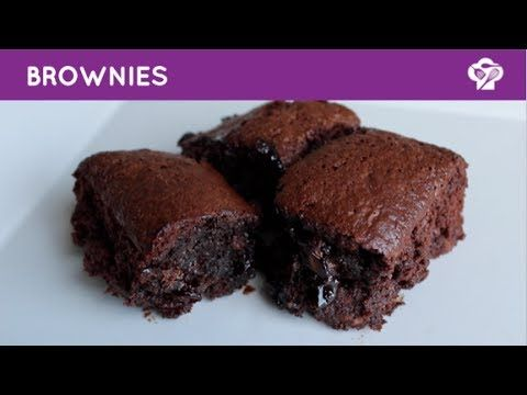 Foodgloss: Gregor's brownies - beautygloss.nl