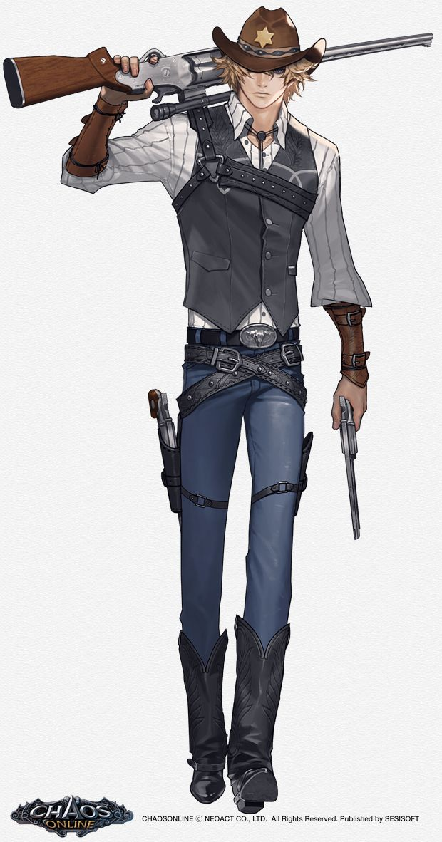 male character reference - photo #33