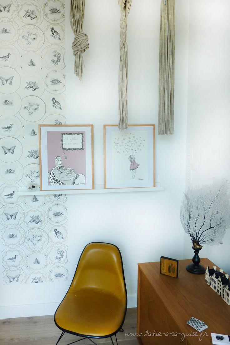 #illustration #lalie a sa guise  #showroom