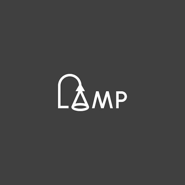 Clever Typographic Logos - Lamp                                                                                                                                                                                 Mais