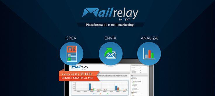 Mailrelay, la mejor opción de email marketing para fotógrafos http://marketingparafotografos.es/mailrelay-opcion-email-marketing/