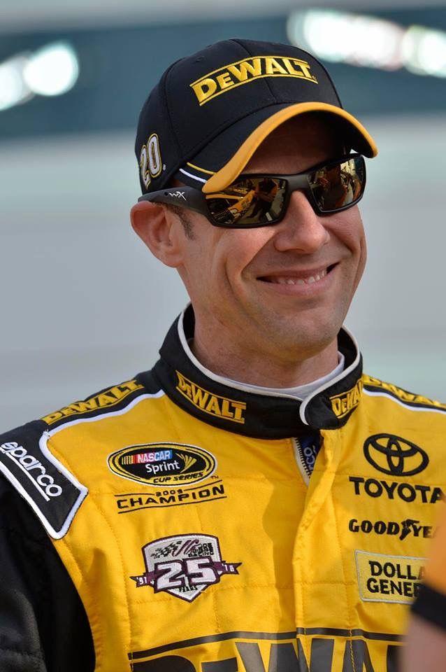 I love Matt's smile - HOW long until Daytona?????