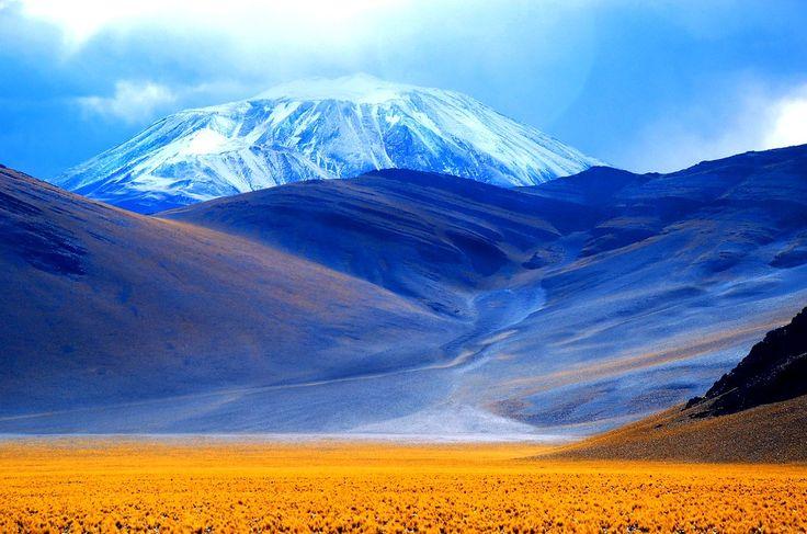 Incahuasi Volcano, Argentina
