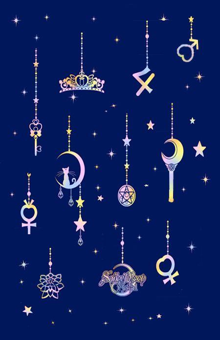 sailor moon phone wallpaper                                                                                                                                                     More