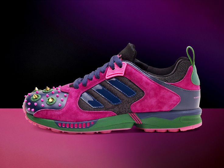 The Shoe: Mary Katrantzou for adidas Originals