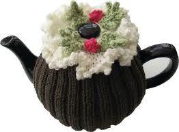Christmas Pudding Tea Cosy and Bauble Kit