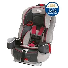 Graco Nautilus Multi-Stage Car Seat - Michelle