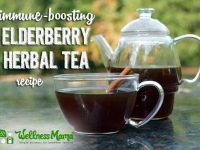 How to Make Elderberry Tea (Powerful Natural Remedy)