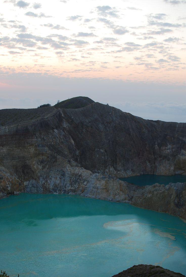 Kelimutu Lake. Ende-NTT Indonesia