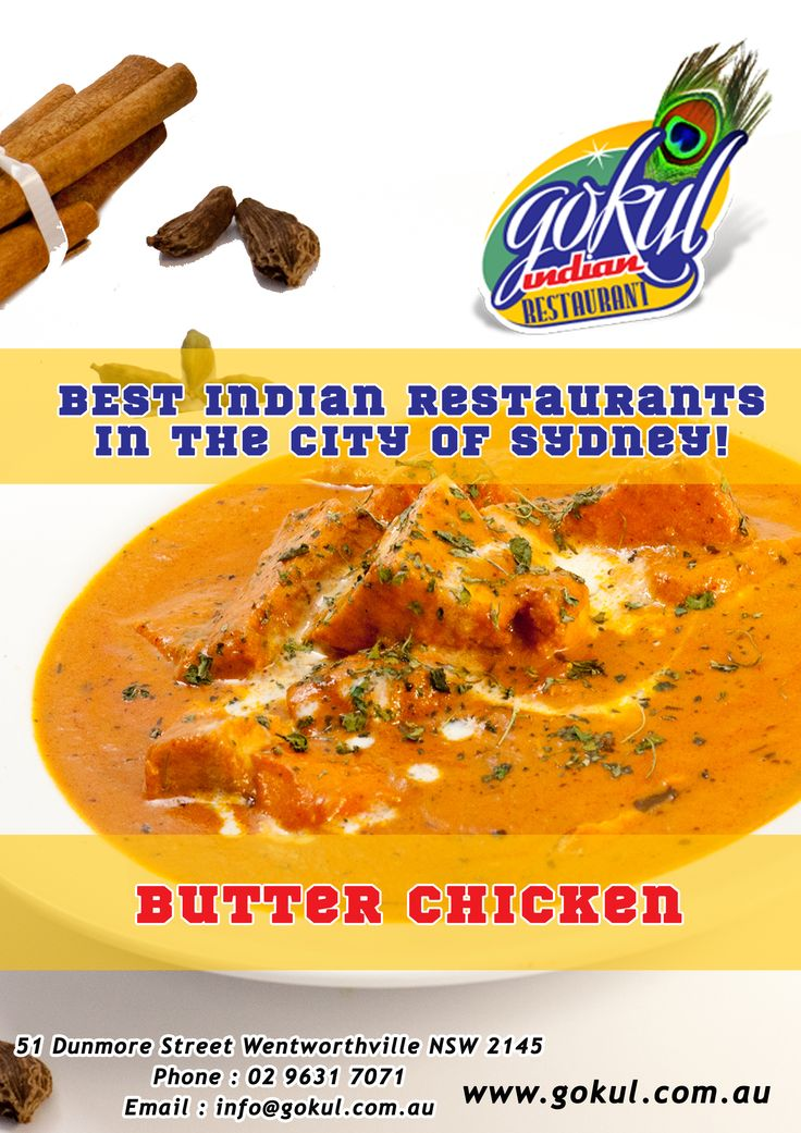 Gokul Indian Restaurant is one of the famous Indian Restaurants in Sydney and is certainly among the best known, both for its great prices and great food.