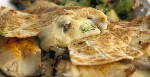 Lekker gezond: ovenschotel met tilapiafilet (of pangasius) en sperzieboontjes.