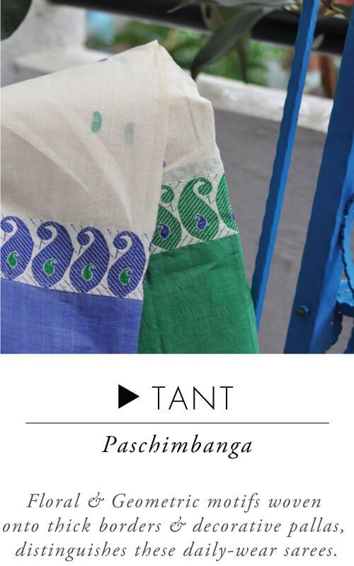 Tant - Handloom sarees are lifetime possessions.When it comes to everyday wear…