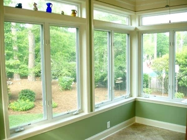 Sunroom Sliding Windows Sun Porch Windows Best Ideas On