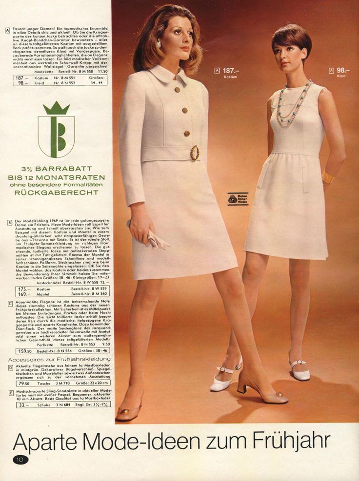 die besten 25 bader katalog ideen auf pinterest 60er mod 1960er mod mode und kleidung 60er jahre. Black Bedroom Furniture Sets. Home Design Ideas