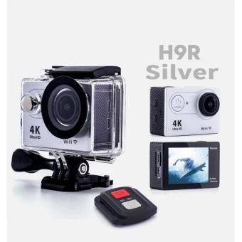 จัดส่งฟรี  YICOE H9R Action Camera Ultra Full HD 12 MP HD 4K / 25fps 12 MPWiFi 2 Inch 170 Degree Anti-shake 30m Waterproof Remote ControlSport DV Video Camcorder  ราคาเพียง  1,520 บาท  เท่านั้น คุณสมบัติ มีดังนี้ 4K Ultra HD Video Resolution, 4K 25fps Video resolution: 4K 25fps, 2.7K 30fps, 1080P 60fps, 1080P30fps Adopting Sunplus 6330M OV4689 chipset 2 inches LCD screen display, 320 x 240 pixel resolution Comes with a waterproof case, up to 30m waterproof 6G HD 170° degree wide angle lens…