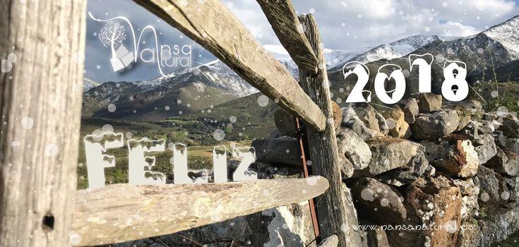 NansaNatural os desea ¡Felices Fiestas y Felices #viajes y #experienciasrurales en 2018! #cantabriainfinita #pueblos #NansaNatural #photooftheday #snow #invierno2017 #turismospain #paisajes #spain #felicesfiestas #navidad #turismosostenible
