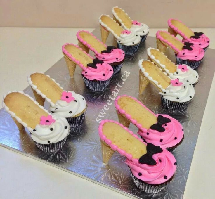 67 best images about high heel cupcakes on