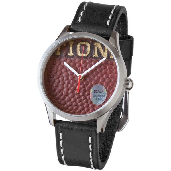 New England Patriots Tokens & Icons Game Used Football Watch - $350.00