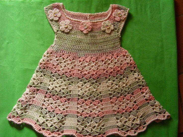 hecho a mano en crochet,con suave hilo de algodon