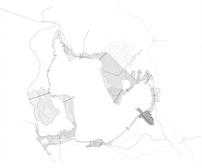 Atlas Métropolitain Marseille Provence - Des rives de l'étang de Berre | Léo Bourgeois, Carl Cantin, Hocine Kebabi